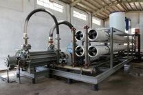 بهره برداری از چهار مجتمع آب شیرین کن روستایی تا پایان امسال