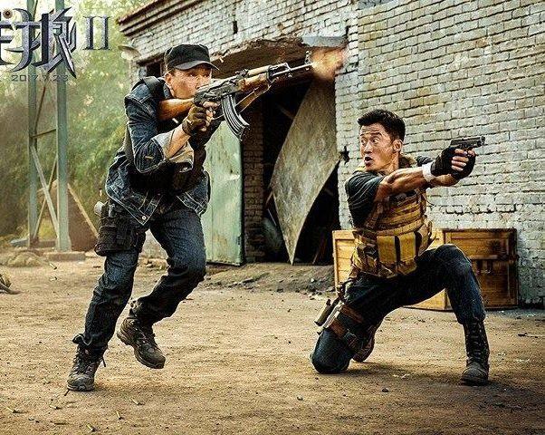یک فیلم چینی همچنان پرچمدار گیشه جهانی سینما
