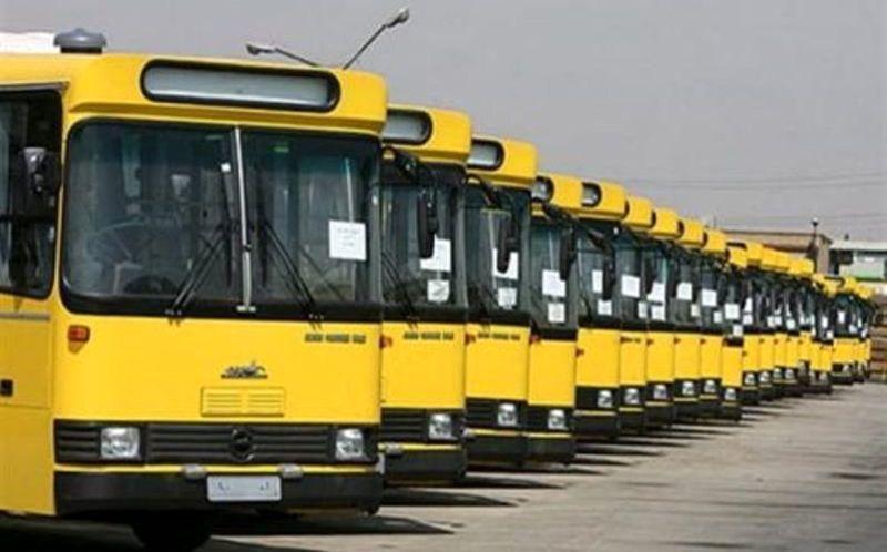 خدمت رسانی رایگان اتوبوسرانی تهران در روز قدس