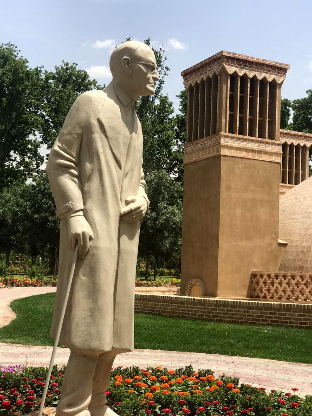 حضور سفرای خارجی و وزرای دولت در کرج برای آغاز بکار «باغ فرهنگ»