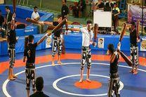 اردوی تیم ملی ورزش های زورخانه ای جوانان کشور در سنندج برگزار می شود