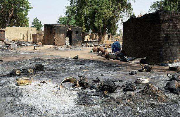 ۲۷ کشته و ۸۰ زخمی در حمله ۳ زن انتحاری در نیجریه