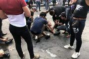 تصویربردار حشد الشعبی بر اثر ضربات چاقو کشته شد