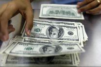 نرخ دلار بانکی کاهش یافت