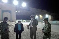 فرماندار یزد مسیر های ورود و خروج مردم از شهر را بررسی و بازدید کرد