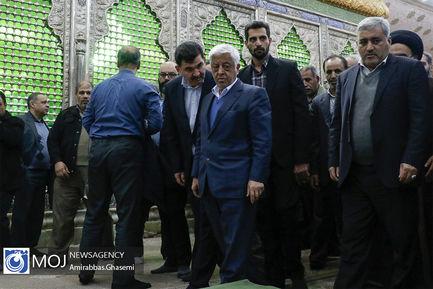 تجدید میثاق مدیران و کارکنان وزارت جهاد با آرمان های امام خمینی (ره)