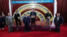 نتایج بیست و پنجمین جشنواره ورزشی کارکنان بانک ملی ایران اعلام شد