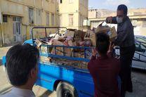 5 هزار بسته گوشت تازه بین مددجویان کمیته امداد ایلام توزیع شد