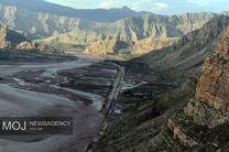تصاویر دیده نشده از روستای سیل زده بابازید شهرستان پلدختر + جزئیات