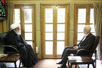 آیت الله مظاهری از خدمات ارزنده استاندار اصفهان در دوره مدیریتش قدردانی کرد
