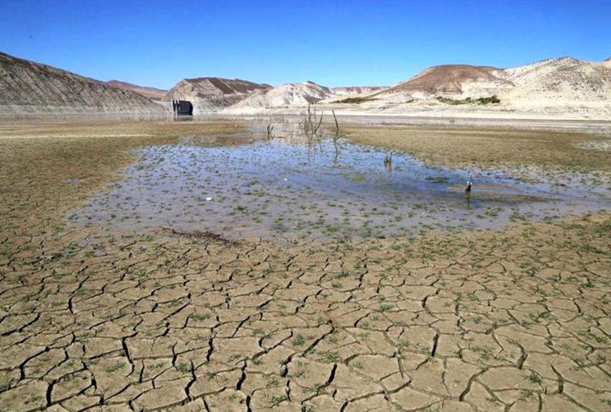 وضعیت آب های زیرزمینی استان نارنجی شد