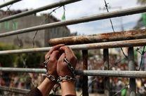 افزایش فشار بر اسرای فلسطینی برای تسلیم حماس