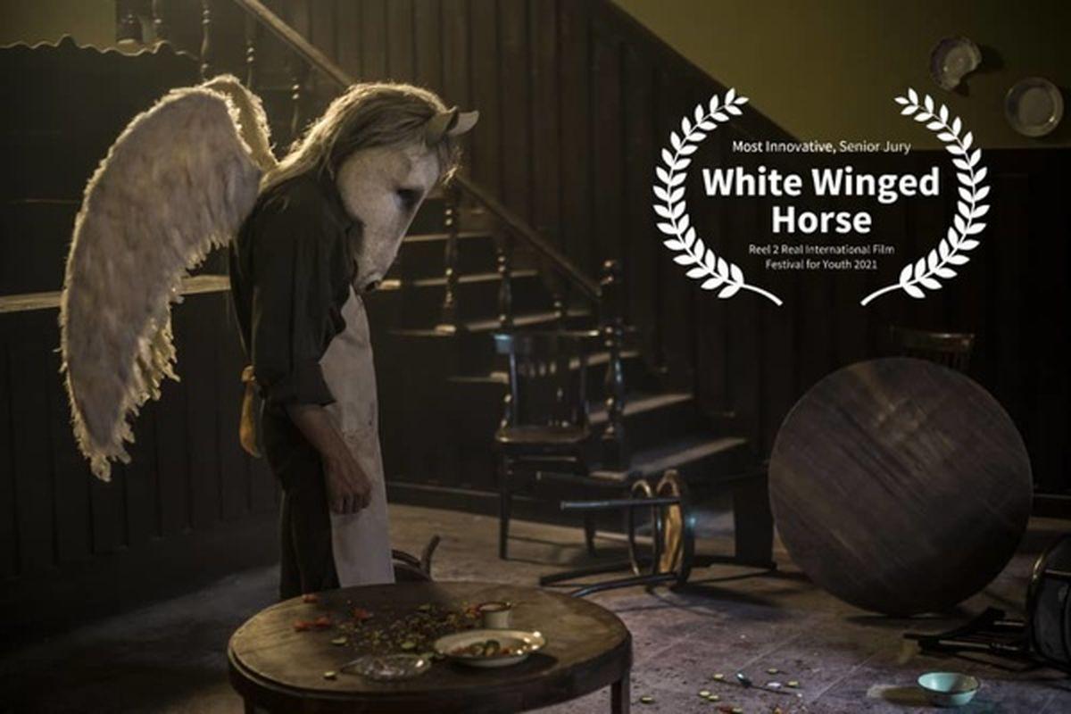 فیلم کوتاه «اسب سفید بالدار» خلاقانهترین فیلم جشنواره کانادایی شد