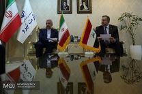 دیدار وزیر برق عراق با وزیر نیرو
