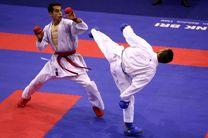 برگزاری دومین مرحله از رقابت های لیگ جهانی کاراته