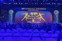 گزارش زنده از هنگ کنگ با مراسم برترین های سال فوتبال آسیا 2019