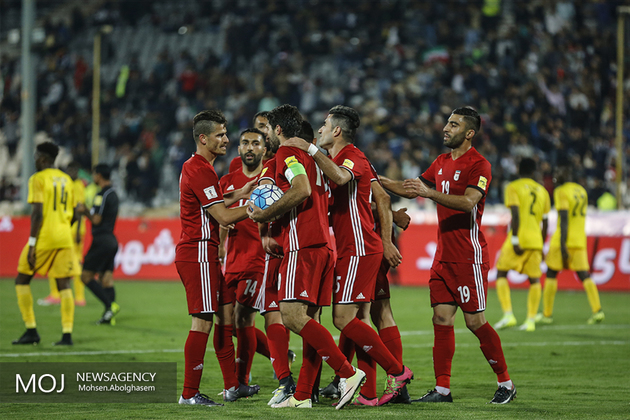 گزارش یورو اسپورت درباره تیم ملی فوتبال ایران
