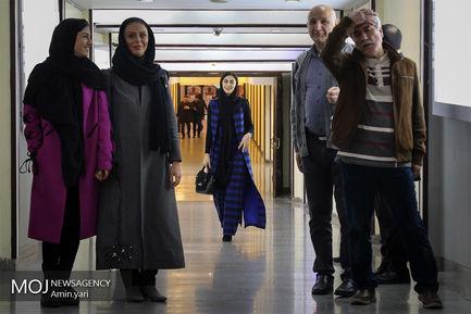 نشست خبری سریال تلویزیونی بانوی عمارت