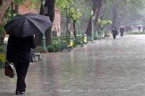 جمعه، همدان بارانی است
