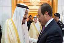 تروریسم محور گفت و گوی تلفنی پادشاه عربستان و رئیسجمهور مصر