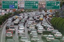 وضعیت ترافیکی شهر تهران در 28 بهمن