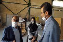 بازدید از اولین آزمایشگاه دودکش های دوجداره و تک جداره در کشور