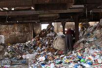 پلمب واحدهای آلاینده بازیافت پلاستیک در جنوب تهران