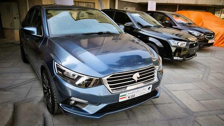 آغاز پیش فروش محصول جدید ایران خودرو از امروز