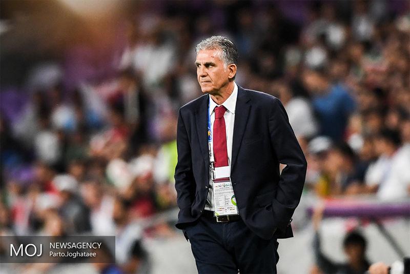 کی روش پایان همکاریاش با فوتبال ایران را اعلام کرد