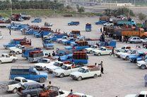 تجار ایرانی برای جلوگیری از توقف طولانی در عراق از مرزهای مهران، چذابه و شلمچه استفاده کنند