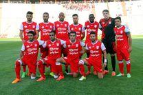 ترکیب تراکتورسازی مقابل فولاد خوزستان اعلام شد