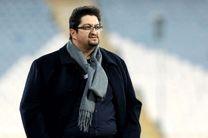استعفا افاضلی از هدایت تیم فوتبال پارس جنوبی