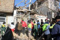 جزئیات تازه از انفجار در خرمآباد/ تلاش برای یافتن مفقودین ادامه دارد