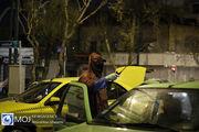 ضد عفونی وسایل نقلیه توسط گروه های داوطلب