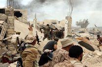 پیشروی ارتش لیبی در قلب بنغازی