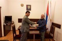 ارمنستان صاحب فدراسیون زورخانهای و کشتی پهلوانی شد