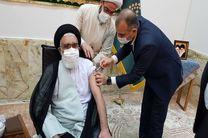 آیتالله سعیدی واکسن ایرانی زد