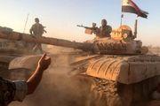 حملات ارتش سوریه به تروریستهای وابسته به القاعده