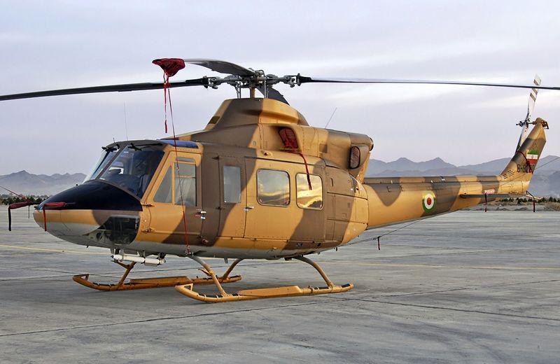 هوانیروز ارتش در کنار مردم و مسئولان برای امدادرسانی حضور خواهد داشت
