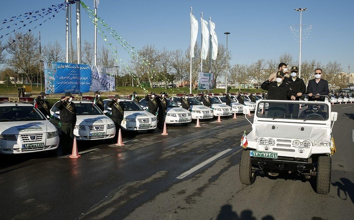 22 هزار نیروی پلیس امنیت نوروزی پایتخت را تامین خواهند کرد