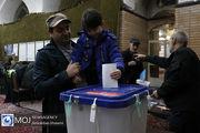 حضور پرشور مردم در انتخابات یازدهمین دوره مجلس در سطح شهر تهران