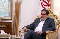 ایران هرگز در سیاست های منطقه ای خود تجدید نظر نخواهد کرد