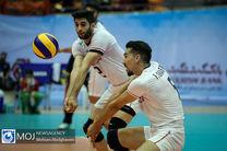 پخش زنده بازی والیبال ایران و ایتالیا از شبکه سه سیما