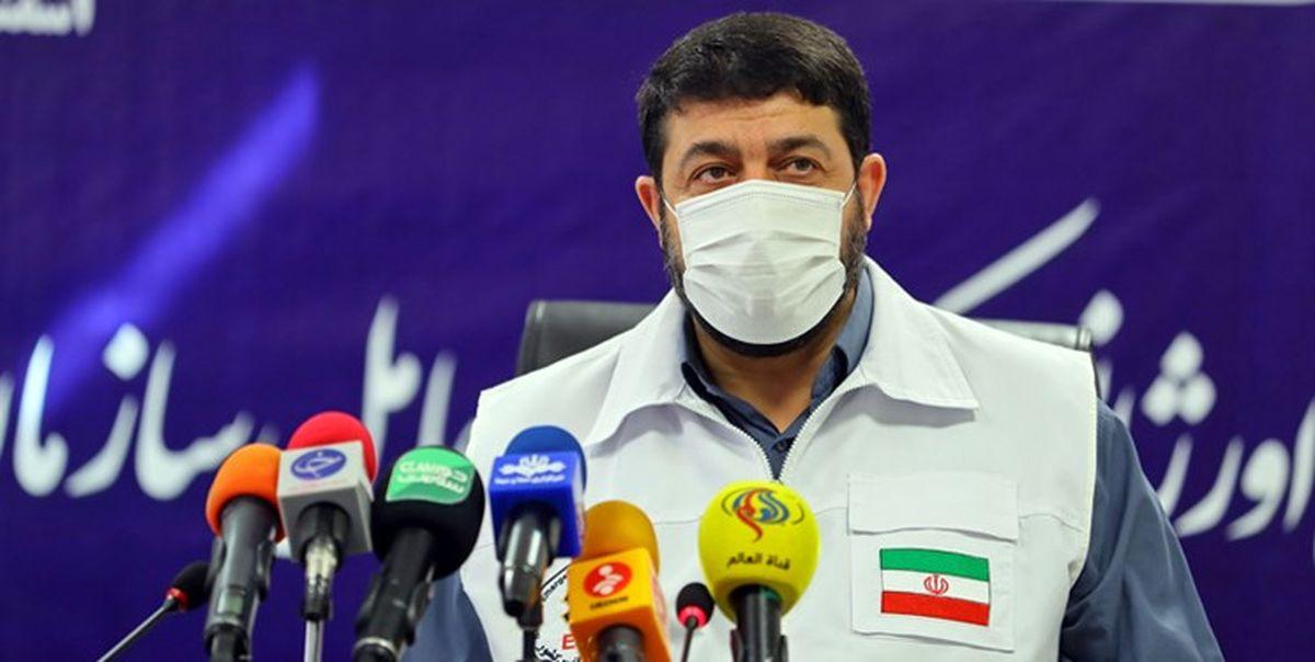 مصدومیت 144 نفر و 20 مورد قطع عضو در آستانه چهارشنبه آخر سال