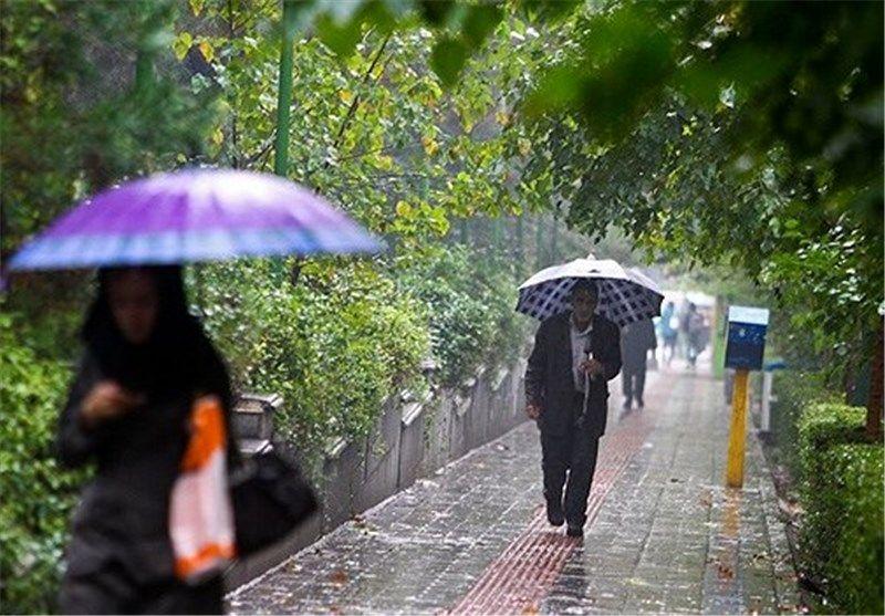 کاهش ۱۲ درجهای دمای هوا در استان گلستان