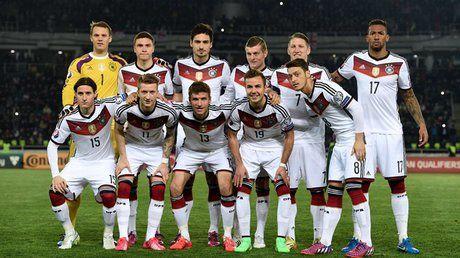 تیم ملی آلمان به انتقادات هوادارانش واکنش نشان داد