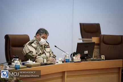 نشست ویدیو کنفرانس کمیته پدافند غیر عامل وزارت کشور و پدافند غیر عامل استانها