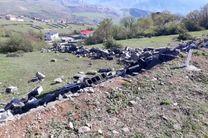 بازگرداندن 2 هزار و 500 مترمربع اراضی به چرخه کشاورزی چالوس