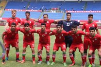 شکست تیم ملی نوجوانان ایران مقابل اسلواکی در پانداکاپ