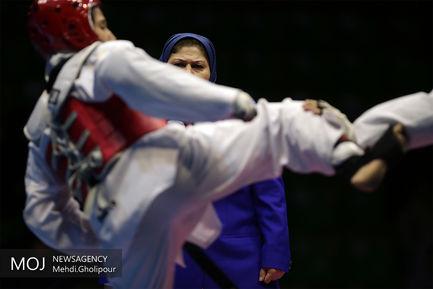 مسابقات بین المللی تکواندو بانوان جام فجر در ساری